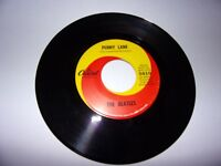 The Beatles: Penny Lane / Strawberry Fields Forever / 45 Rpm 1968 Capitol 5810