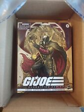 GI Joe Classified Snake Supreme Cobra Commander Hasbro Pulse Exclusive NIB