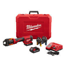 NEW MILWAUKEE 2674-22P M18  SHORT THROW TOOL PRESS KIT W VIEGA  PUREFLOW JAWS