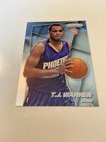 2014-15 Panini Prizm TJ Warren RC Rookie Card #263 Pacers Bubble MVP