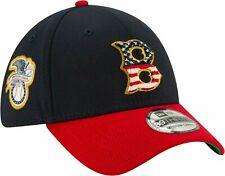 New Era 2019 Stars & Stripes 4th of July 39THIRTY Flexfit Cap Hat Boston Red Sox