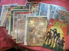 HUGE LOT OF 34 GEN 13 COLLECTABLE COMICS UNSORTED