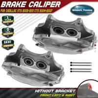 2PCS Brake Caliper for Cadillac CTS 2004-2007 STS Buick Regal Front Left & Right