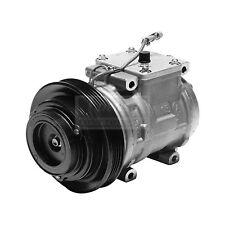 Compressor DENSO fits 90-93 Toyota Corolla 1.6L-L4 471-1241 or 471-0241