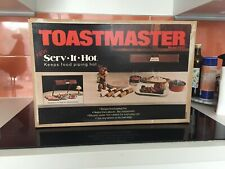 Toastmaster Serv It Hot Heat Lamp Food Warmer Model 6570 Vintage - New In Box
