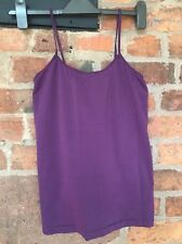 Benetton Stretch Vest Top Size Small Excellent Condition 😊