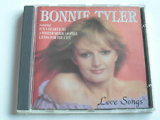 Bonnie Tyler - Love Songs (CD Album) Used Very Good