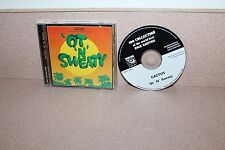 Cactus 'Ot 'N' Sweaty CD IMPORT Made in South Korea