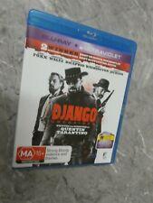 Django Unchained (DVD, Blue- Ray) p1
