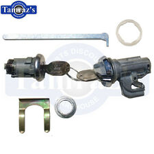 Chevelle Impala Skylark Glove Box & Trunk Lock Kit Later Key Style - 150 New
