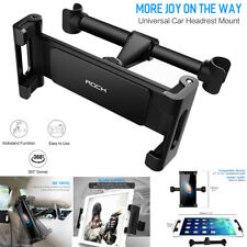 360° Rotating Car Seat Headrest Mount Holder Stand for Phone Tablet iPad Mini PC