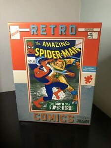RETRO CLASSICS - Issue 1 - The Amazing Spider-Man - Jigsaw - Selling As Is