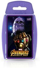 Top TRUMPS Marvel Avengers Infinity War Card Game