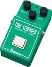 Ibanez TS808 Vintage Tube Screamer Reissue Guitar Effects Pedal TS-808