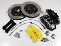 Forge 356mm 6pot Big Brake Kit for Audi S3 2.0 TSI (8V Chassis) - FMBKS38V