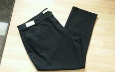NEXT BLACK SLIM FITT LEG JEANS SIZE 26 REG NEW WITH TAGS