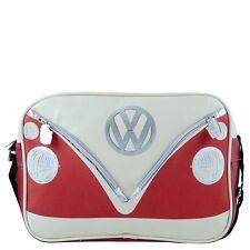 VW T1 CAMPER VAN Messenger Shoulder Bag RED