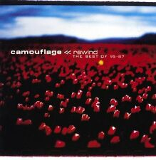 CAMOUFLAGE Rewind - The Best Of 95-87 - CD