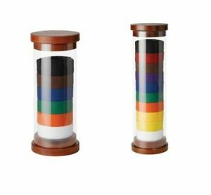 Century Cylinder Rank Belt Display / Holder - 6 Level OR 10 Level