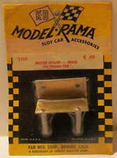 Aurora K&B Brass Motor Mount for Pittman 704, #1101 MOC