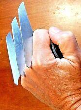 Raptor Wolverine Meat Claw Comicon Robot Feet Sci-Fi Ninja Weapon Knives