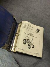 Ford New Holland 4830 4830n 4830o 5030 5030o Tractor Parts Manual Book Catalog