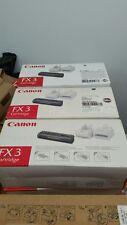 Canon FX3 Toner