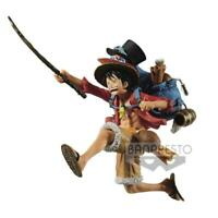 Banpresto『ONE PIECE STAMPEDE』Monkey D. Luffy Figure Anime