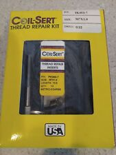 M7-1.0 Coil-Sert Thread Repair Kit Ik403-7 (no drill) M7-1.0 x 10.5 12 Inserts