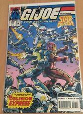 G.I.JOE #147 1st Print 1994 MARVEL COMICS NM-  SUPER RARE END OF RUN COMIC