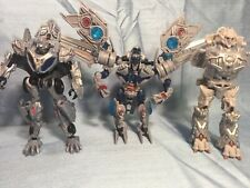 Transformers Action Figure Lot Incomplete No Weapons Or accessories MEGATRON