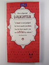 Wizard of Oz Birthday card for a DAUGHTER by Hallmark - 11009502