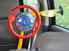 Backseat Driver Sat Nav Steering Wheel Racing Driver Toy Role Play For Kids Boys