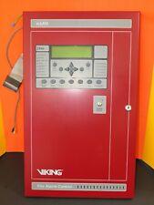 Viking Ves Vf1000 Series Elan Lite Fire Alarm Control Panel Annunciator