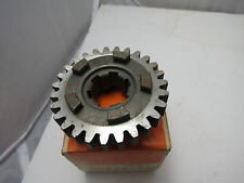 NOS OEM HARLEY DAVIDSON AERMACCHI 4TH COUNTER GEAR SX175 SX250 27T 74-EARLY 75