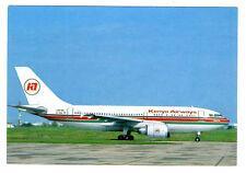 KENYA AIRWAYS Airbus A310-300 Postcard