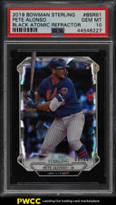 2019 Bowman Sterling Black Atomic Refractor Pete Alonso ROOKIE RC /10 PSA 10 GEM