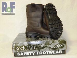Rockfall RF70 Texas Rigger Safety Boot