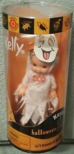 Halloween Party Kayla Ghost Costume Kelly Club Barbie NRFB 2000 HTF Rare White