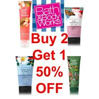 Buy 2 Get 1 50% OFF Bath and Body Works Tropical Paradise Body Care Spring 2018