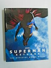 Superman Returns The Movie Adaptation #1 Hardcover used good (2006)