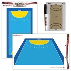 FOX 40 Smartcoach Pro Clipboard Coachboard Handball Pocket Board Handball