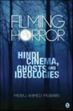 FILMING HORROR - NEW HARDCOVER BOOK