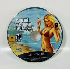 Grand Theft Auto V PS3 (2013)