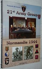 HEIMDAL NORMANDIE 44 21st ARMY GROUP / F. DE LANNOY / OVERLORD AIRBORNE 6 JUIN