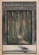 """RARE HUMBOLDT COUNTY BOOK ~ """"WHAT HUMBOLDT OFFERS YOU"""" ~ c. - 1910"""