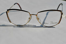 310dbfd78a classy vintage lunettes PALOMA PICASSO 56-15 combi sun eyeglasses frame New