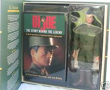 """GI Joe Masterpiece Edition Auto.By Don Levine a Great Book and Figurine """"SH-4 #4"""