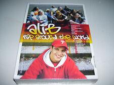 Ali B - Rap Around The World * NEW SEALED BOOK + DVD *
