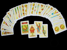 Don Clemente Mexican Naipes playing cards Mexican bingo cards, poker cards